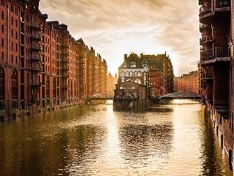 Stedentrip Hamburg - Vriendenprijsreizen