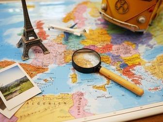 Wereldkaart - Over ons Vriendenprijsreizen