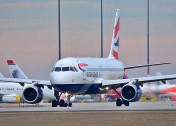 Airbus klaar voor een vliegreis - Vriendenprijsreizen (1)