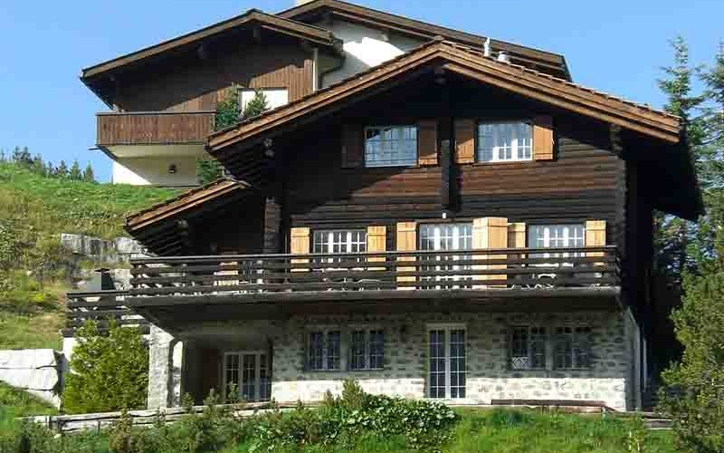 Vakantiehuis in Zwitserland een vakantiehuis in het buitenland