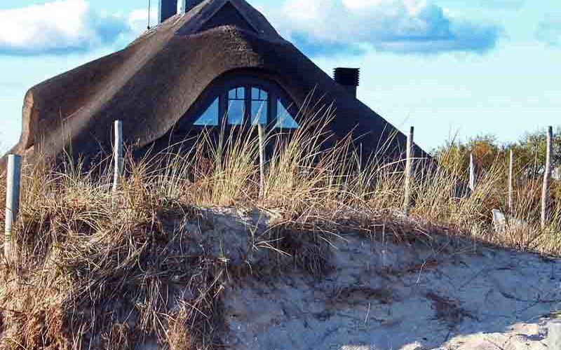 Vakantiehuis in de duinen van de baltische kust - last minute vriendenprijsreizen